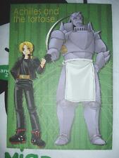 Fullmetal Alchemist Doujinshi Achilles and the tortoise All Chara