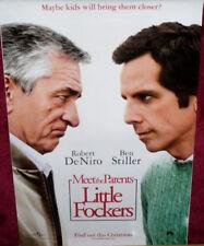 Cinema Poster: LITTLE FOCKERS 2010 (Advance One Sheet) Robert De Niro