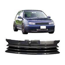 CALANDRE SANS SIGLE NOIRE VW GOLF 4 3 5 PORTES & BREAK DE 08/1997 A 06/2005