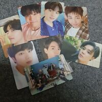 BTS Photo Card BE Essential Edition Japan