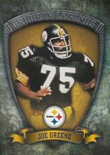 2013 Topps Gridiron Legends #GLJG Joe Greene Steelers