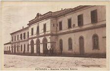 POTENZA - STAZIONE INFERIORE ESTERNA 1935
