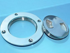 3'' Stainless Steel Marine Boat Deck Plate