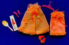Vintage Barbie Francie Fashion Snooze News Mint & Complete