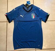 3ef33fe3b4d NWT PUMA EVOKNIT Italy National Team 2018 2019 Home Jersey Men s XL