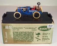 Brumm 1/43 Bugatti Brescia (1921) Team Bugatti in OVP #404
