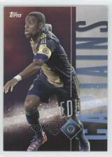 2015 Topps Apex Captains Maurice Edu #C-13