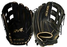 "Miken Gold Pro Series 13"" Slowpitch Fielding Glove PRO130-BG"