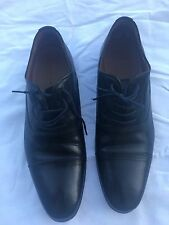 Aldo Kalerrvo-97 Men US 10 Black Oxford Pre Owned