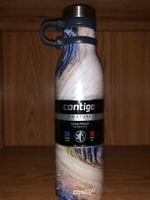 Contigo Couture THERMALOCK 20oz Insulated Stainless Water Bottle Twilight Shell