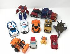 Transformers Power Surge Sideswipe Optimus Prime Drift robots rescue generation