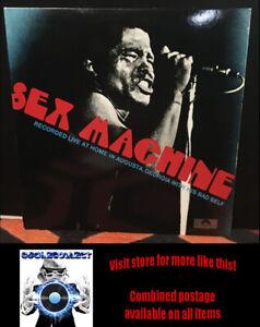 James Brown – Sex Machine - USA press (1979)