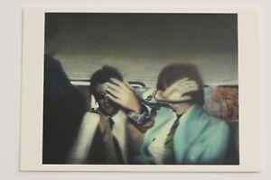 "RICHARD HAMILTON: ""Swingeing London 67"" limited Art-Postcard (exhibition)"