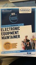 Electronic Equipment Maintainer, Paperback by National Learning Corporation (...
