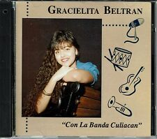 Gracielita Beltran Con La Banca Culiacan   BRAND  NEW SEALED  CD