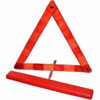 Large Car Van Reflective Folding Warning Triangle EU Road Emergency Breakdown