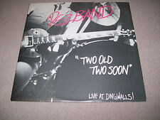 """Pezband – Two Old Two Soon Live at Dingwalls! - Passport 12"""" Vinyl EP - 1978 NM"""