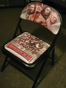 WWE Ringsider Event Chair