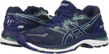 ASICS Gel Nimbus 20 Running Shoes Women's Size 6.5 Blue T850N-4949 FREE SOCKS