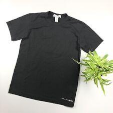CDG Commes Des Garcons SHIRT - Classic Logo T-Shirt - Black - Size Medium