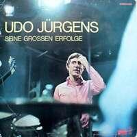 Udo Jürgens Seine Grossen Erfolge LP Comp S/Edition Vinyl Schallplatte 118393