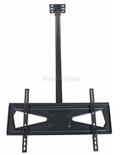 """Tilt Ceiling TV Mount Bracket 32"""" 39 40 43 46 48 50 55 60 65"""" LED LCD Plasma W4B"""