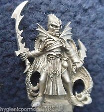 1999 Dark Elf Corsair 3 Games Workshop Elven Army Drow Warrior Warhammer D&D GW