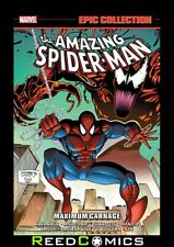 AMAZING SPIDER-MAN EPIC COLLECTION MAXIMUM CARNAGE GRAPHIC NOVEL (432 Pages)