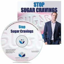 Stop Sugar Cravings Hypnosis CD + FREE MP3 VERSION wight loss hypnotherapy fat
