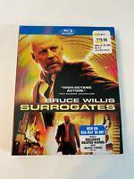 Surrogates w/ Slipcover (Bluray, 2009) [BUY 2 GET 1]
