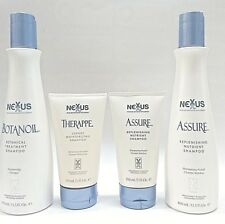 """Nexxus Shampoo various sizes and variants """"LIMITED STOCK"""""""