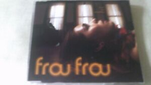 FROU FROU - MUST BE DREAMING - PROMO CD SINGLE
