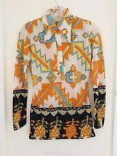 Vintage 60's Ladys Disco Shirts Dead Stock