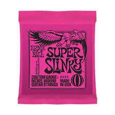 Ernie Ball Super Slinky Electric Guitar Strings 9 - 42