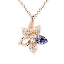 Natural Rose Gold Plated Fashion Pendants