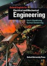 Oxford English for Electrical and Mechanical Engineering by Eric H....