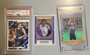 LUKA DONCIC Lot of 3