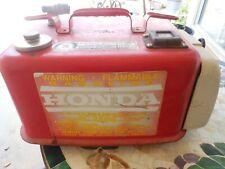 Vintage Honda Marine outboard boat gas tank