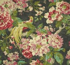4 Drapes Waverly'S Engagement Garden Collection Must See Bird of Paradise Floral