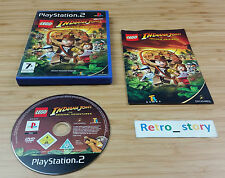 PS2 LEGO Indiana Jones : La Trilogie Originale PAL
