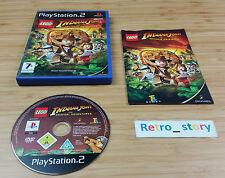 PS2 LEGO Indiana Jones : La Trilogie Originale PAL