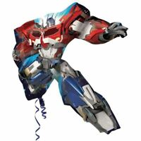 Transformers Optimus Prime SuperShape Foil Balloon Birthday Party Decoration