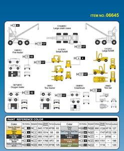 Trumpeter 1/350 USN Carrier Deck Equipment