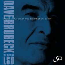 Dave Brubeck - Live With the LSO [CD]