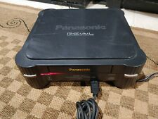 Panasonic FZ-1  R.E.A.L. 3DO Black Console Tested Working with Controller