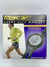 REEBOK Precision Trainer XT  Heart Rate Monitor Watch with Chest Belt
