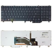 US Keyboard For Dell Latitude M4600 M4700 M4800 M6600 M6700 M6800 with Backlit