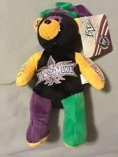 WWE Wrestlemania 30 XXX Exclusive Collectible Plush Beanie Bear New Orleans