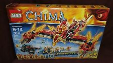 Lego Chima 70146 Flying Phoenix Fire Temple New in Sealed Box 1301 Pieces