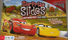 NEW Disney Surprise Slides CARS 3 Edition Chutes & Ladders Board Game Free Ship!